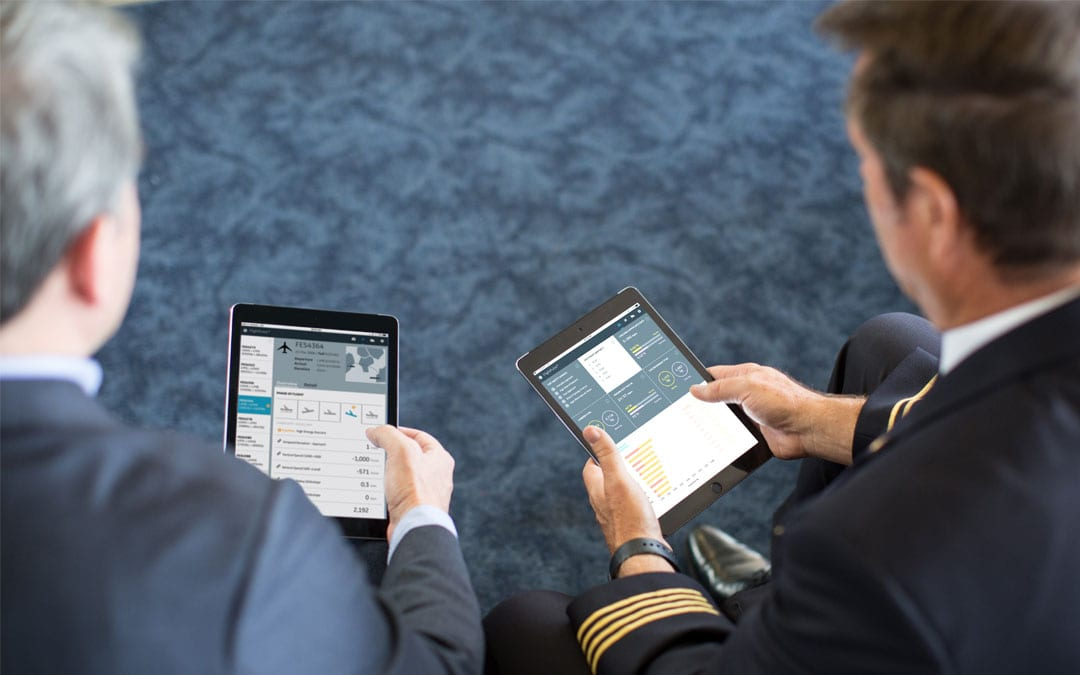 Big data has landed in the aviation industry