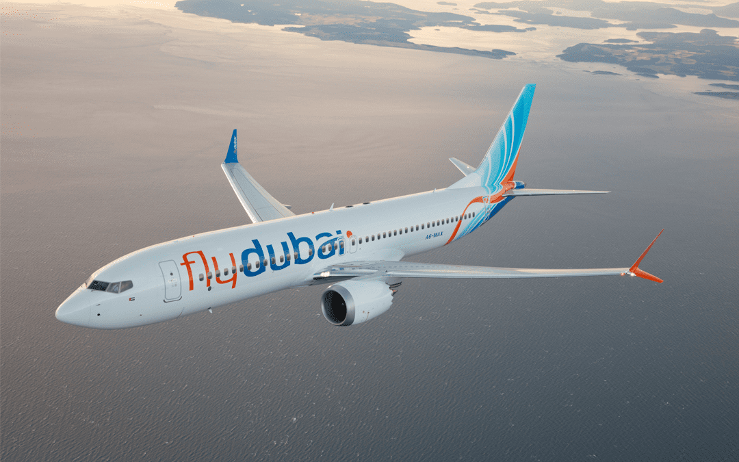 The digital disruptor: GE Aviation provides real-time operations insights to flydubai