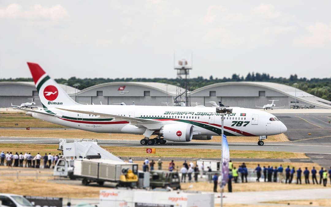 The 2018 Farnborough Airshow
