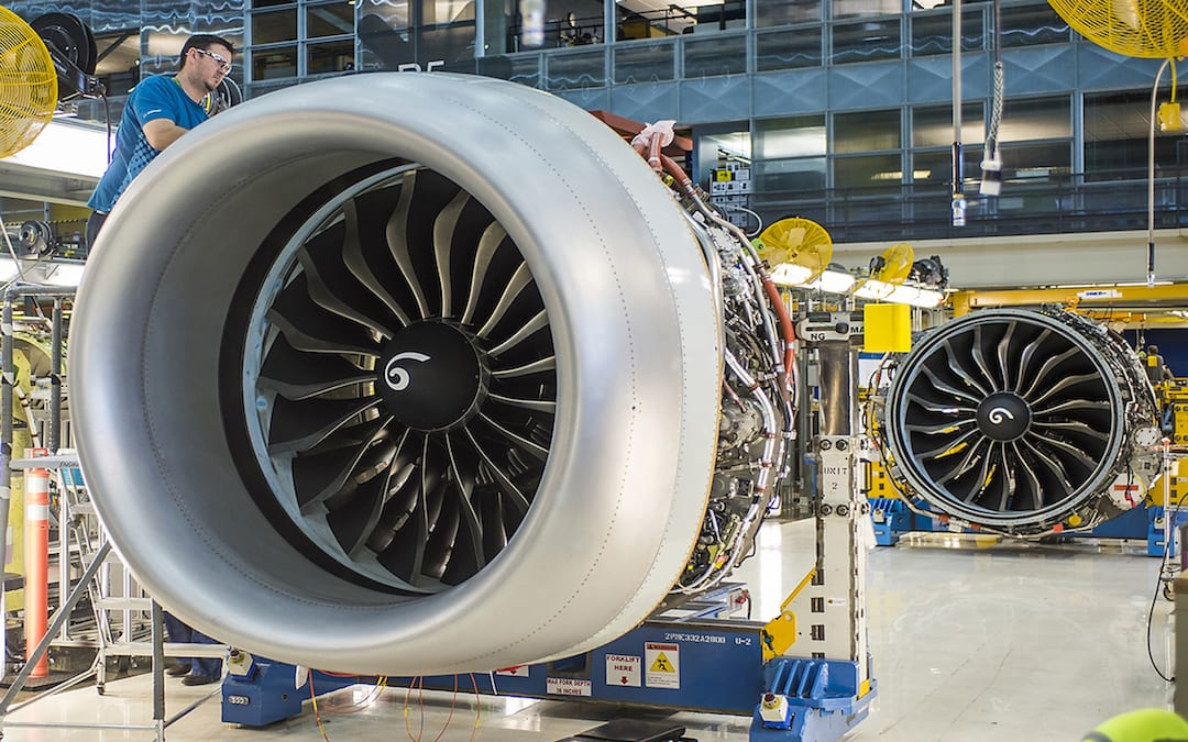 Lights, Camera, Aviation: Behind the Scenes at the LEAP Jet Engine Facility in Indiana