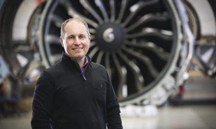 From Cincinnati to Bangalore: An Engineer Takes the Wing Seat