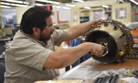 Enhanced Readiness: GE and Corpus Christi Army Depot Commemorate 10,000th T700 Engine Overhaul