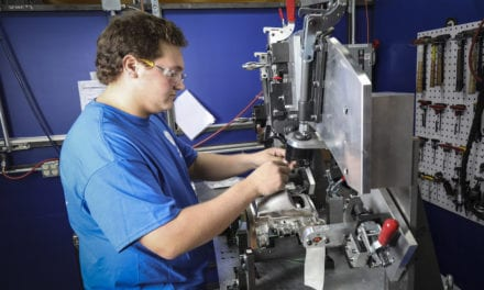 Training Skills: New Internship and Apprenticeship Programs Build Welder Pipeline