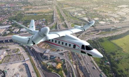 Leonardo Next-Generation Civil Tiltrotor Demonstrator Powered by GE