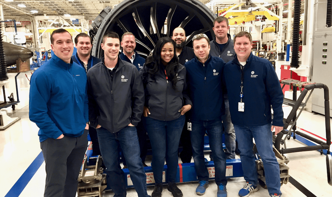 GE Aviation's Quick Six with XLP Savannah Frazier