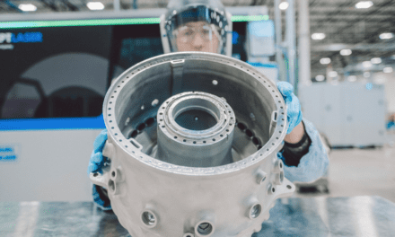 Outside the Box: How GE Aviation Entered the Brave New World of Additive Manufacturing