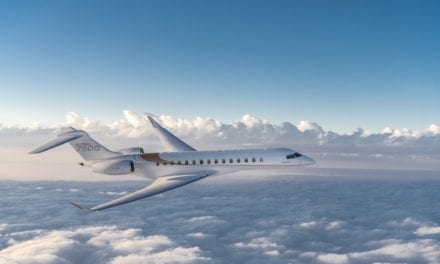 Digital Disruption: The Global 7500 Showstopper and GE's Digital Connectivity
