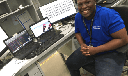 Patience and Persistence: This GE Aviation Intern Overcame the Odds
