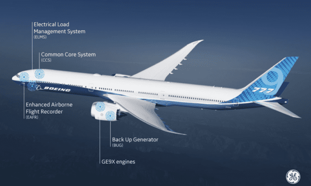First in Flight: The Extraordinary Technology Behind the GE9X Engine