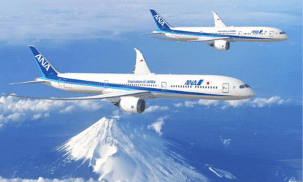 Big In Japan: Nation's Largest Airline Places Order For GEnx Powered Dreamliners