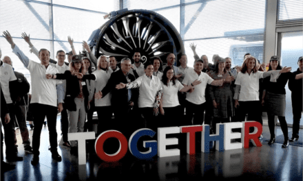 GE Aviation, Safran Celebrate Historic Partnership