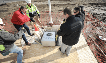 The Celebration Lives On: The GE Time Capsule
