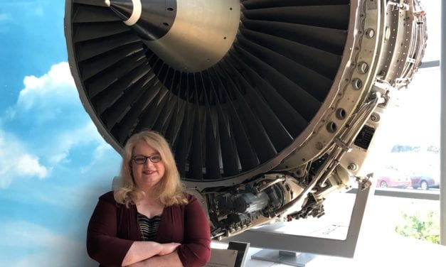 This Award-Winning GE Aviation Statistician Has Been Anything but Average