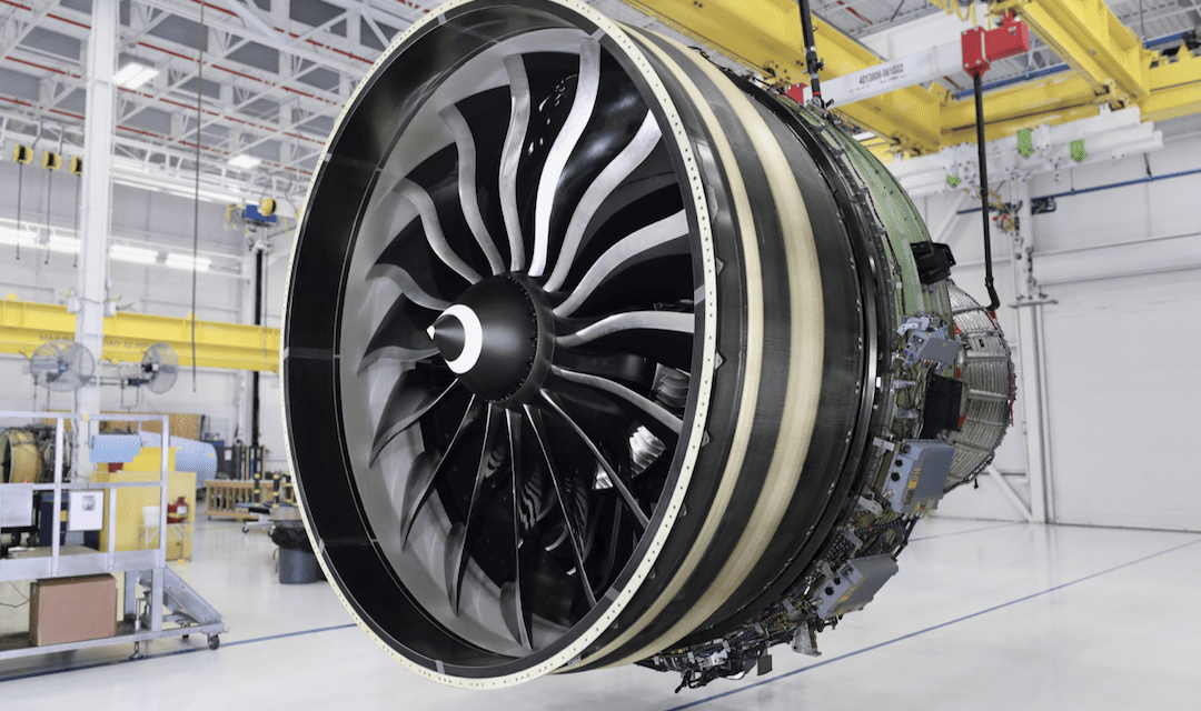 GE9X Engine Achieves FAA Certification