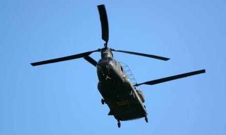 Army Chinook Takes Flight With GE's T408 Engine