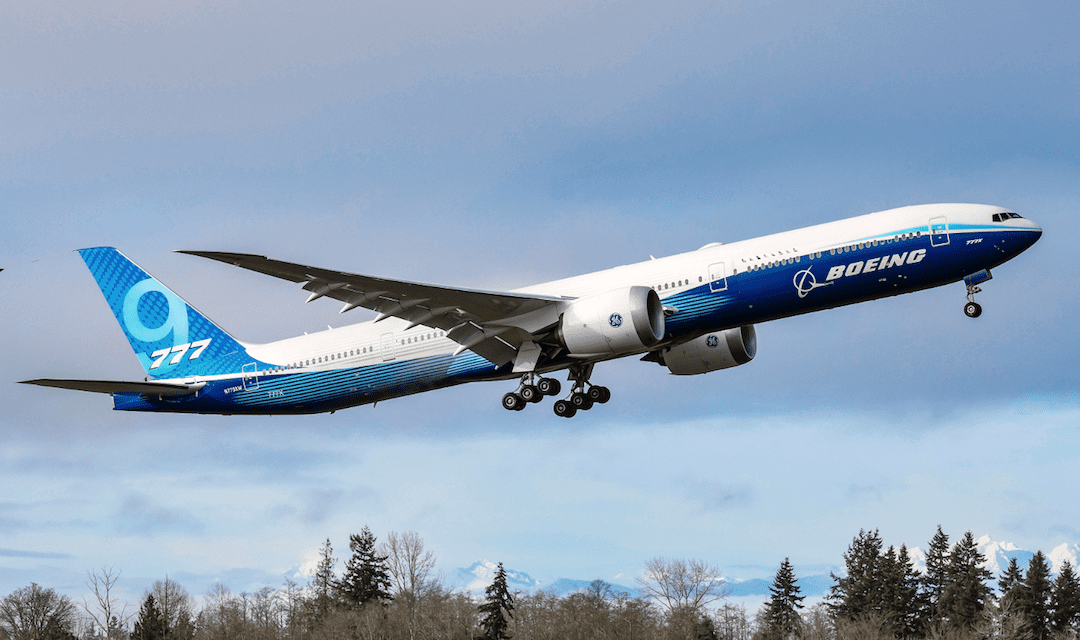 A More Sustainable Future: GE Aviation's Sustainability Goals and Progress