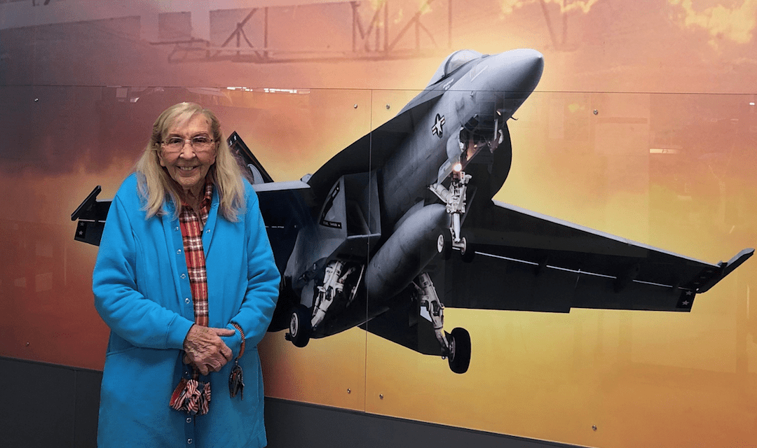 The Sky's the Limit: 70 Years (And Counting!) for Doris Harakay