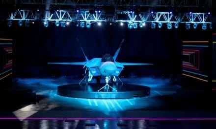The KF-X, South Korea's First Indigenous Fighter Jet, has been Revealed