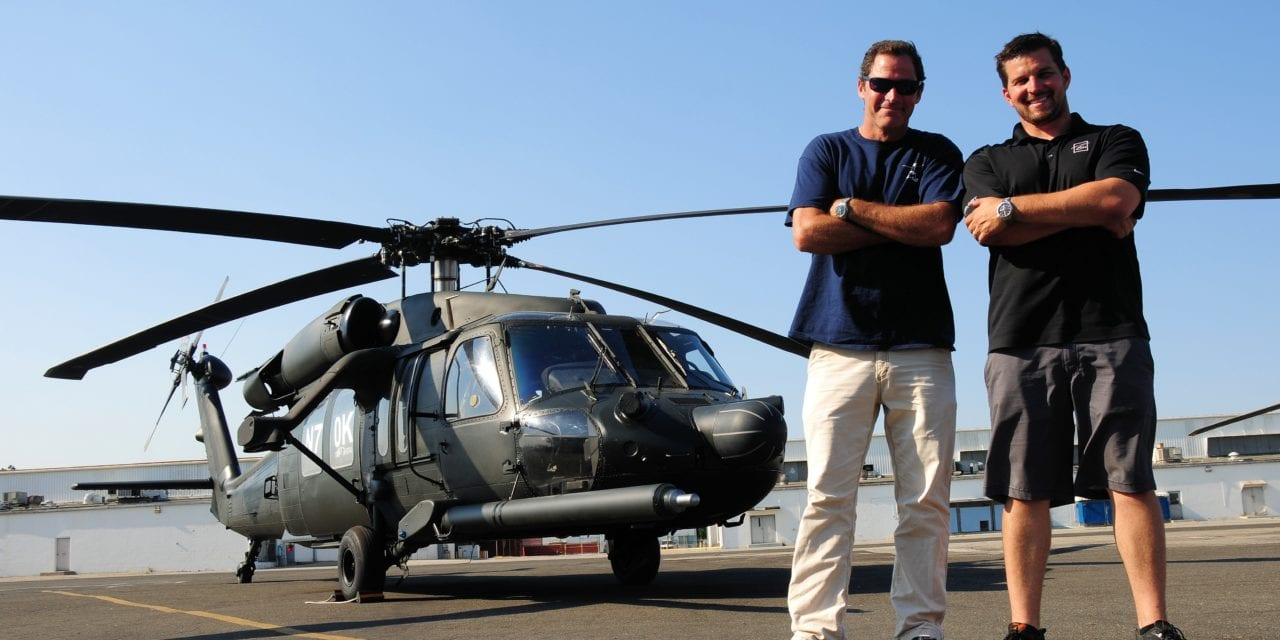 How a Surplus U.S. Army Black Hawk Found its Next Chapter on the Big Screen