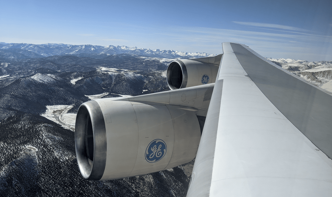 """Flying """"Bio:"""" GE Aviation Helps Lead Industry Efforts to Advance Sustainable Aviation Fuel"""
