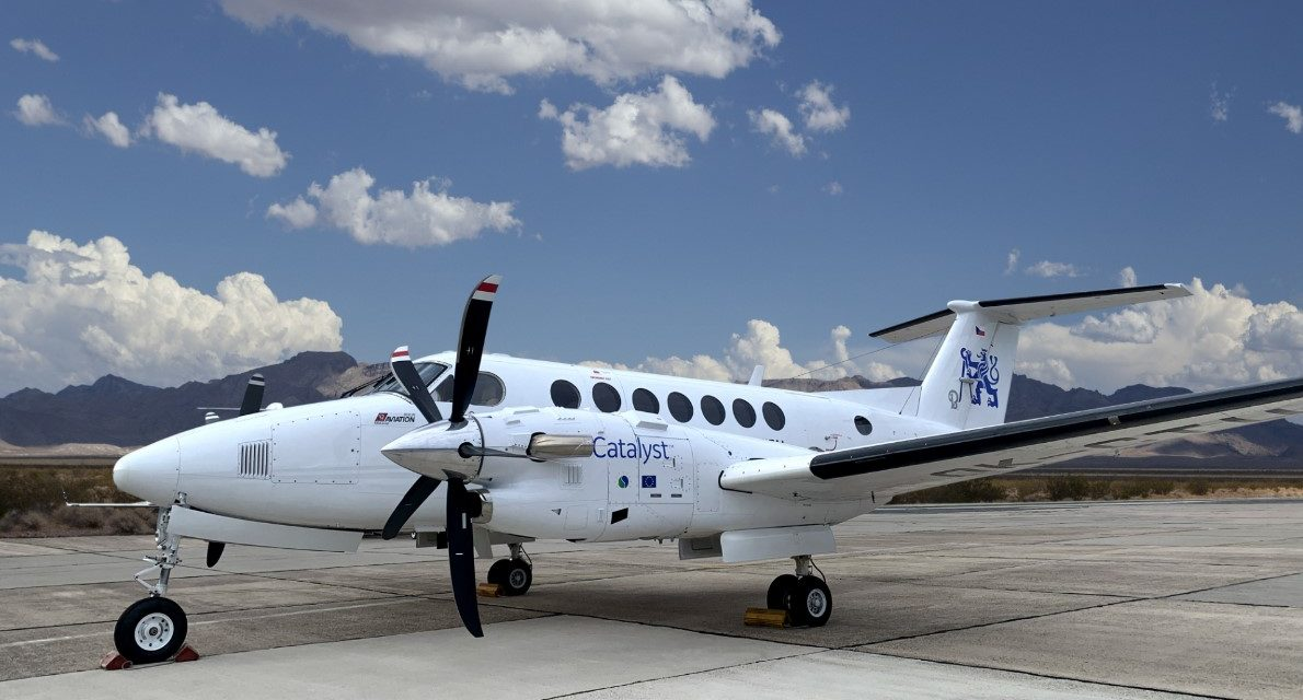 Catalyze This: How 400 Engineers Put Their Heads Together And Reinvented The Turboprop