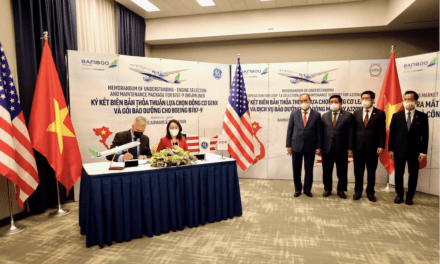 For The Long Haul: $2 Billion Engine Deal Helps Bring First Nonstop Flights Between Vietnam And The U.S.