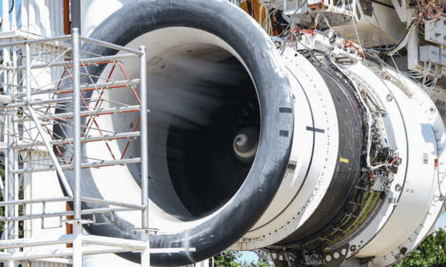 GE Aviation Completes GEnx Endurance Testing as Engine Celebrates 10-Years in Service