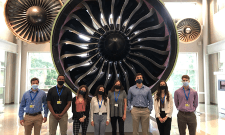 GE's Interns Thrive Despite the Challenges of COVID19